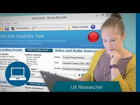 TechSmith Morae Overview Video