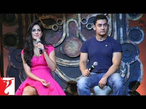 Song Launch Event: Dhoom Machale Dhoom | DHOOM:3 | Part 2 | Aamir Khan | Katrina Kaif