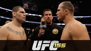 Repeat youtube video UFC 155: Dos Santos vs Velasquez II - Extended Preview