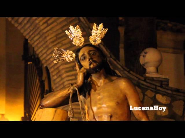 Vídeo: Vía Crucis Ntro  Padre Jesús de la Humildad. Lucena. Cuaresma 2016
