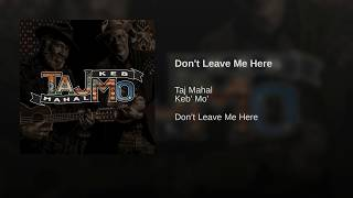 Don't Leave Me Here
