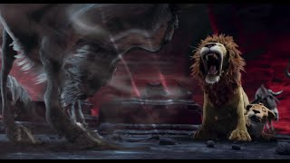 The Wild - Samson's Roar | Kazar's Death