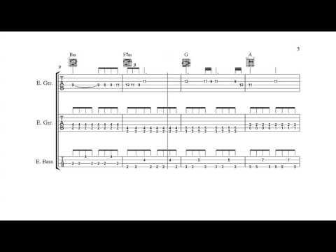 Mega Man X (SNES) - Storm Eagle - Guitar/Bass Tabs + Chords