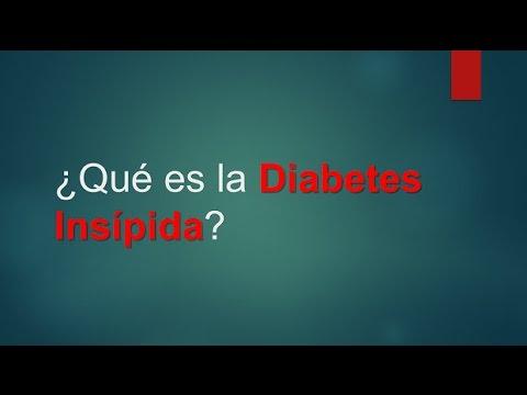 diabetes dipsogénica