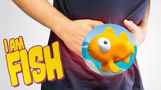 He SWALLOWED Me? - I Am Fish #2