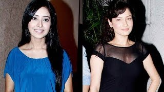 Did Asha Negi leave Pavitra Rishta because of Ankita Lokhande ?