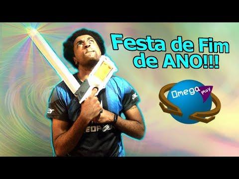 GRANDE FESTA DE FIM DE ANO!!! Dia 15 de Dezembro é o NOSSO DIA!!! - Omega Play