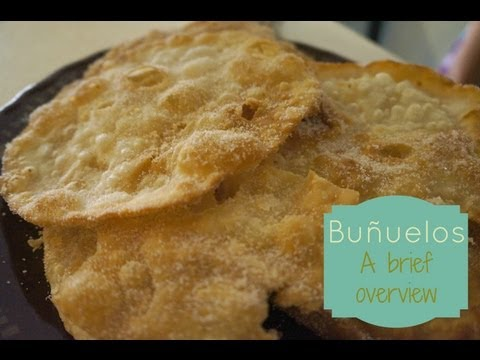 How to make traditional handmade buñuelos (Mexican Fritters) - Spanglish