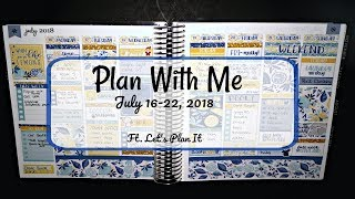 Plan With Me | ft Let