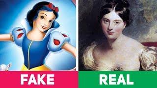 5 disturbing real stories behind disney fairy tales