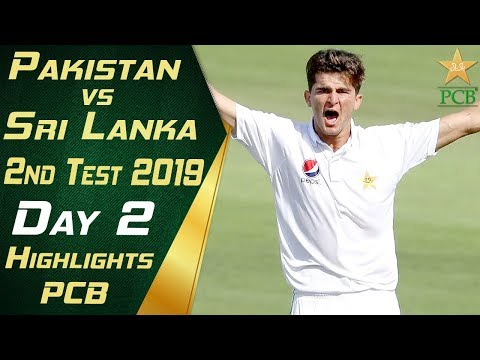 Pakistan vs Sri Lanka 2019 | Full Highlights Day 2 | 2nd Tes