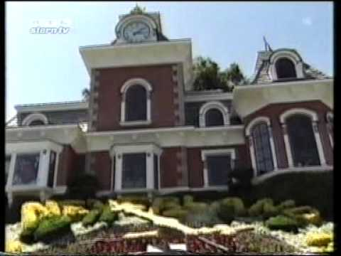 Family visits Neverland Valley Ranch