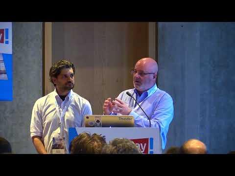 Stratos Filalithis & Tim Gray: Innovation via collaboration (University of Edinburgh CMS)