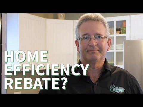 What Is The Home Efficiency Rebate?