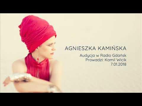 Agnieszka Kamińska - wywiad Radio Gdańsk 7.01.2018