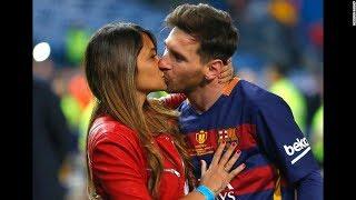 Lionel Messi's Wife - 2018 (Antonella Roccuzzo) | World Star