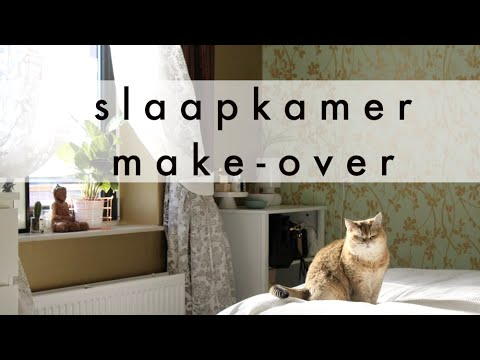 Slaapkamer Make-over - YouTube