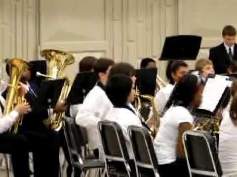 Plaza Park Middle School vasity band