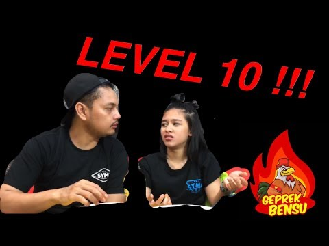 Geprek Bensu level 10 !!! | ClowyEstrop