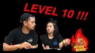 Geprek Bensu level 10 !!! | ClowyEstrop