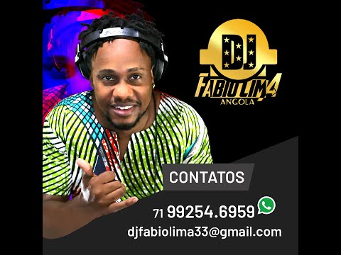 ANTILHANA & KIZOMBAS ANTIGAS MIX DJ FABIO LIMA ANGOLA