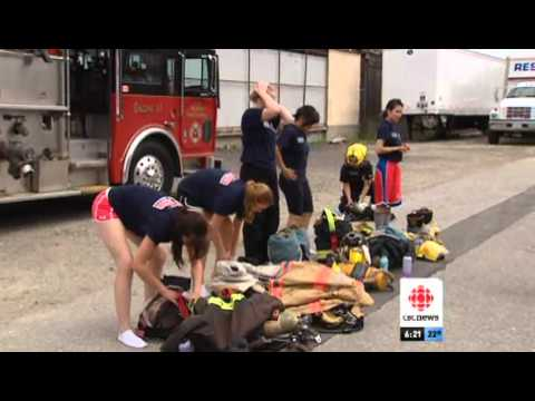 Firefighter Boot Camp | CBC - YouTube