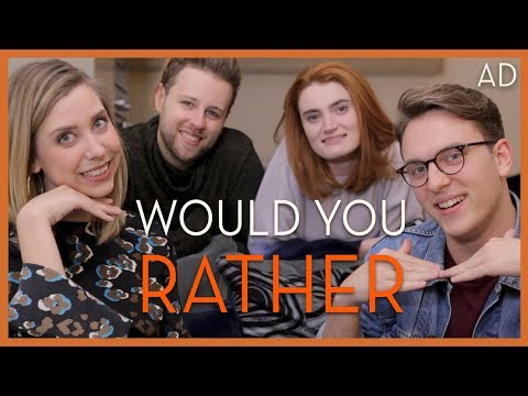 WOULD YOU RATHER (with Jack Howard)