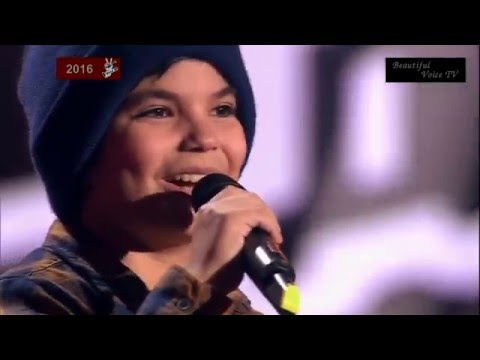 Marsel.'Giamaica'.The Voice Kids Russia 2016.