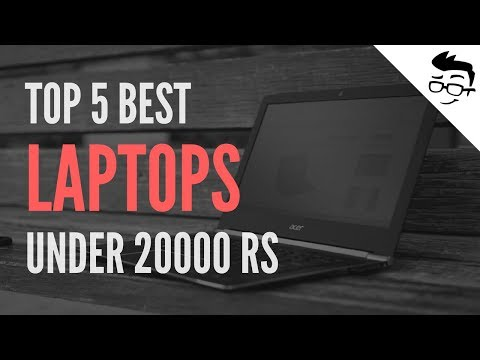 Top 5 Best laptops under 20000 Rs in India (March 2018) | Geekman