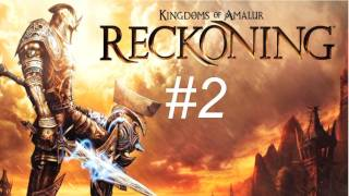 Kingdom of Content - Kingdom of Amalur - Reckoning Walkthrough with Commentary Part 2 - Tutorial City