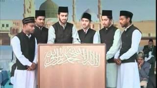 Arabic Qaseedah in praise of of Holy Prophet Muhammad (pubh) ~ Islam Ahmadiyya