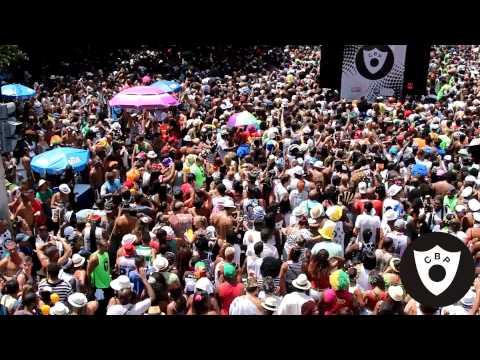 Desfile Bloco do Cordão da Bola Preta 2015