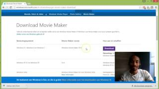 1/6: Moviemaker downloaden en installeren