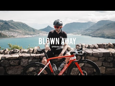 CAPE TOWN CYCLE TOUR AND 50'000 SUBSCRIBERS!