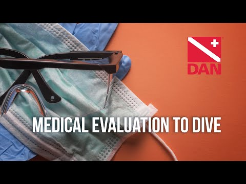 Medical Evaluation to Dive