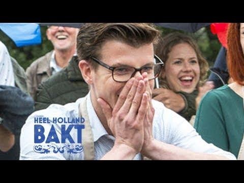Heel Holland Bakt-winnaar Hans: Ik kan eigenlijk helemaal niet bakken! (PONKERS PARODIE)