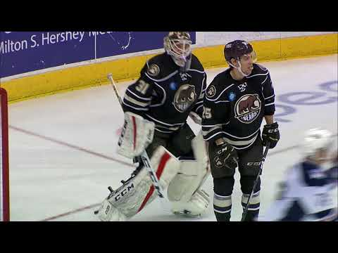 Hartford Wolfpack @ The Hershey Bears - 02/10/18