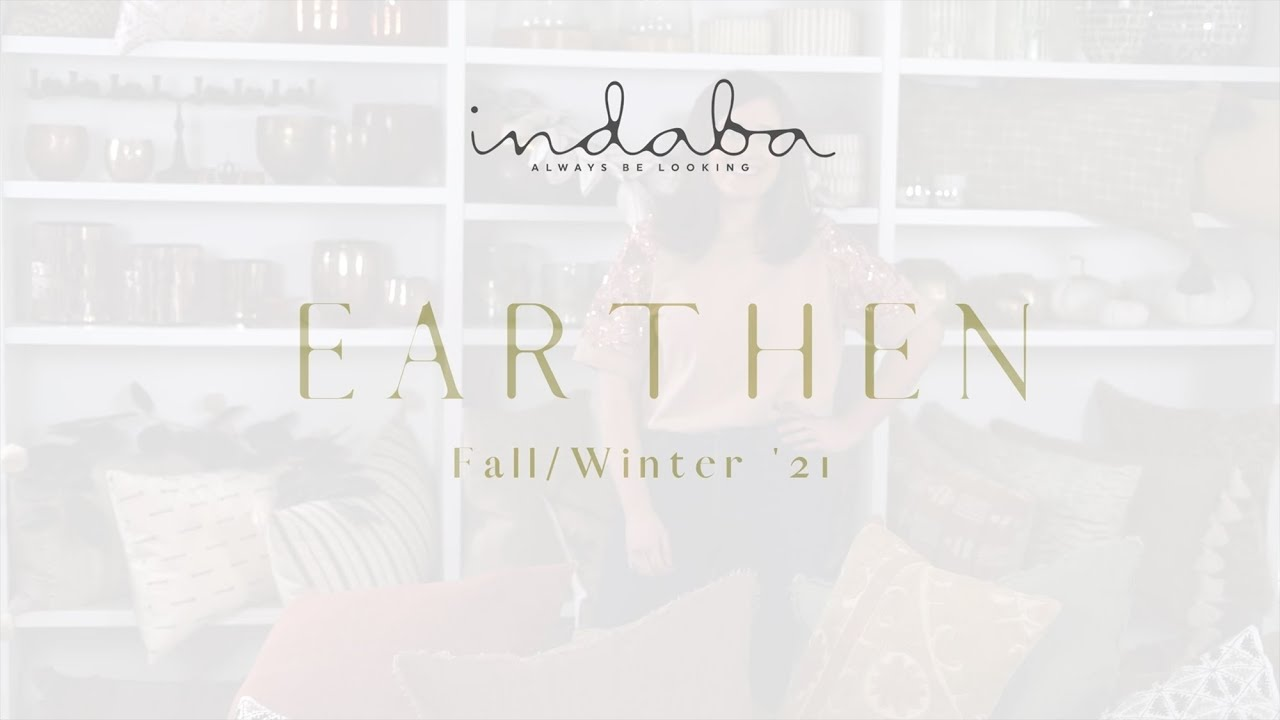 Earthen - Indaba FW '21 Collection