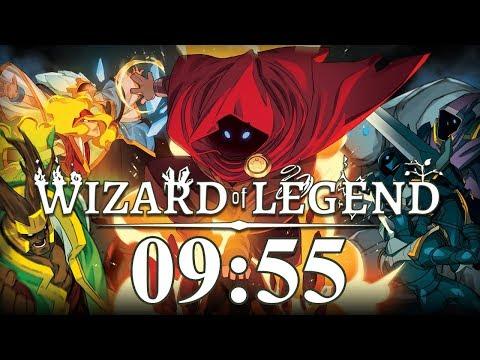 Wizard Of Legend - Speedrun [9:55]