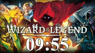 Wizard of Legend - Speedrun [9:55]