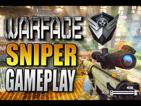 "Nine Lives - ""Warface Gameplay"" Sniping First Look Gameplay and Review ""Sniper Gameplay"" (Xbox 360)"