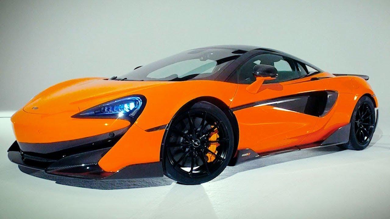 McLaren 600LT   Top Gear