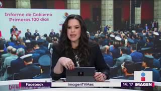 Marko Cortés, líder nacional del PAN, evalúa los primeros 100 días de gobierno de AMLO