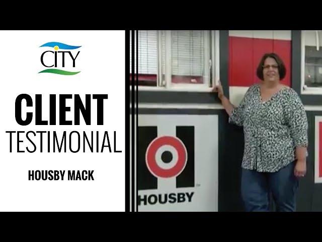 Housby Mack   Customer Testimonial