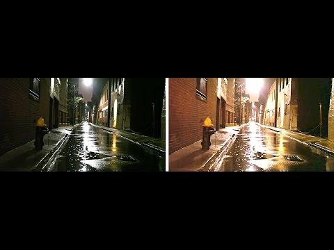 Photoshop Bangla Tutorial 01 - Digital Image Enhancing - Even Night Turns Day