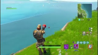 New way to travel in Fortnite ???