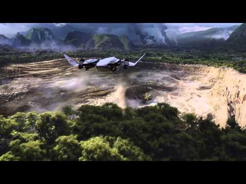 Avatar Featurette: Planet Pandora