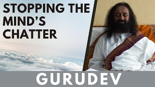 Guided Meditation To Stop Overthinking | Guided Meditation by Gurudev