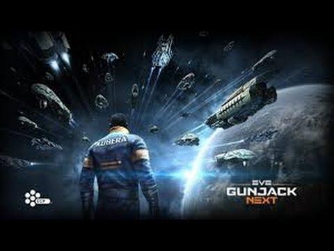 Eve´s Gunjack Trailer VR Experience | Oculus Rift DK2 Samsung Gear VR