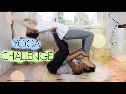The yoga challenge